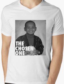 LeBron James (The Chosen One) Mens V-Neck T-Shirt