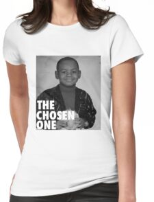 LeBron James (The Chosen One) Womens Fitted T-Shirt