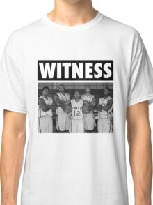 LeBron James (High School Witness) Classic T-Shirt