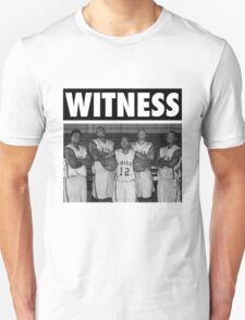 LeBron James (High School Witness) T-Shirt