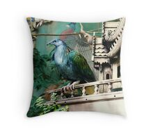 Beautiful Prisoner Throw Pillow