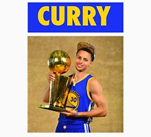 Stephen Curry (Championship Trophy) Unisex T-Shirt