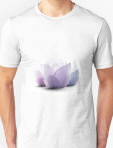 Serenity Lotus Blossoms Unisex T-Shirt