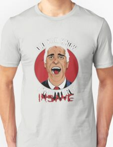American Psycho Utterly Insane  T-Shirt