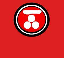 Mori Clan Crest- Japanese Historical Samurai Unisex T-Shirt