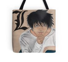 I Am L Tote Bag