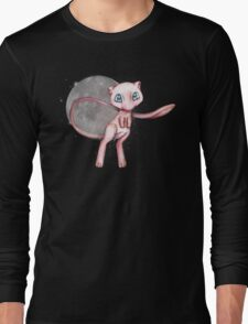 Mew in space Long Sleeve T-Shirt