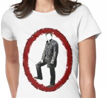 The Governor - Framed by Blood Womens Fitted T-Shirt