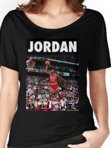 Michael Jordan (Dunk) Women's Relaxed Fit T-Shirt