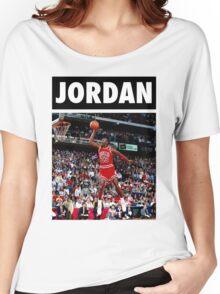 Michael Jordan (Dunk) Women's Relaxed Fit T-Shirt