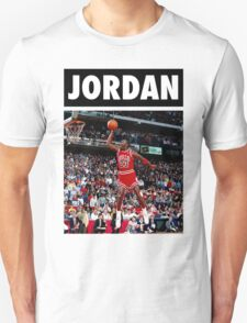 Michael Jordan (Dunk) T-Shirt