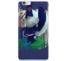 Ruler of Everything (Glitch) iPhone Case/Skin