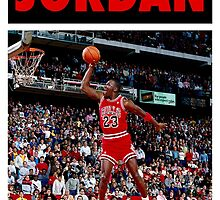 Michael Jordan (Dunk Red) by iixwyed