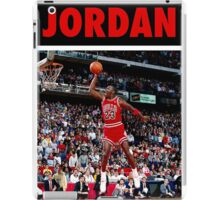 Michael Jordan (Dunk Red) iPad Case/Skin