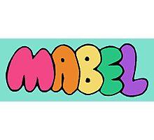 "Mabel Pine's ""Mabel"" Photographic Print"