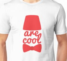 Bowties/Fezzes are Cool Unisex T-Shirt