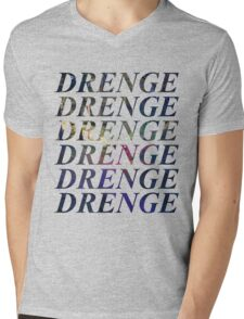 Drenge - Undertow Mens V-Neck T-Shirt
