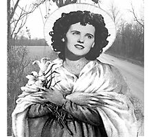 The Black Dahlia, Elizabeth Short Photographic Print