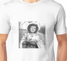 The Black Dahlia, Elizabeth Short Unisex T-Shirt