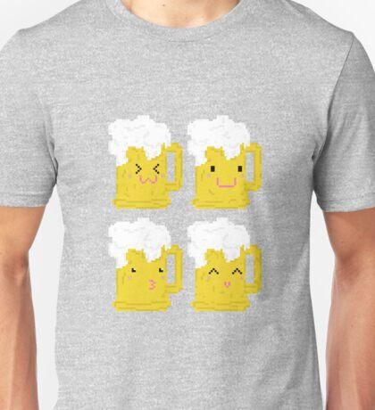 Kawaii Beer Unisex T-Shirt