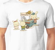 Mini Donuts Food Cart Unisex T-Shirt
