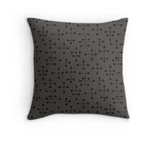Eames Era Dots 101 Throw Pillow