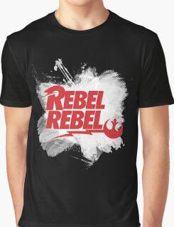 Rebel Rebel Alliance Graphic T-Shirt
