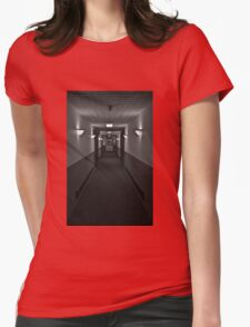 The Quiet Zone Womens Fitted T-Shirt