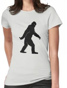 BIGFOOT Womens Fitted T-Shirt