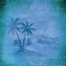 Royal Blue Tropical Isle by Delights