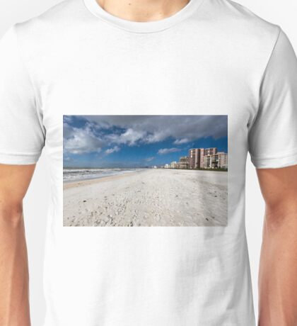 Marcos Island Beach - Gulf Coast, Florida Unisex T-Shirt
