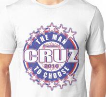 CRUZ The Man To Choose Unisex T-Shirt