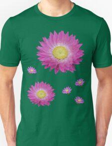Pink Daisies Unisex T-Shirt