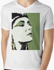 Cleo Mens V-Neck T-Shirt