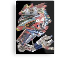 Remote Controlled. Metal Print