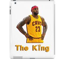 Lebron James: The King iPad Case/Skin
