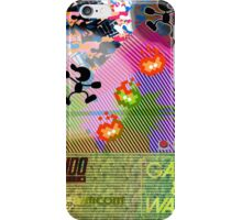 Game and Wave iPhone Case/Skin