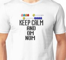 Keep Calm And On Nom Unisex T-Shirt