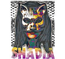 Shadia Photographic Print