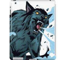 Huff'N'Puff, Bigby Wolf, FABLES / The Wolf Among Us iPad Case/Skin