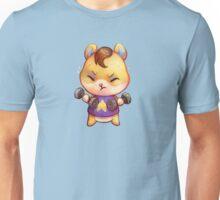 workin up a sweat, hammy! Unisex T-Shirt