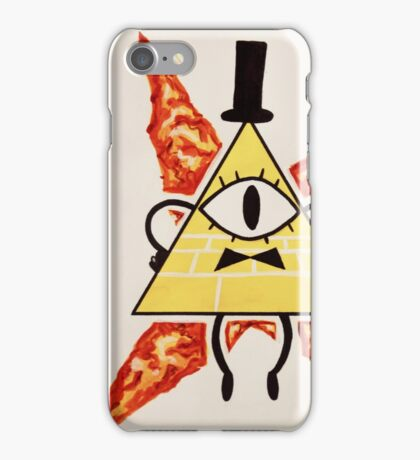 Bill Cipher ayyy iPhone Case/Skin