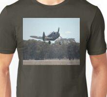 Take-off: Boomerang @ Temora Airshow 2007 Unisex T-Shirt