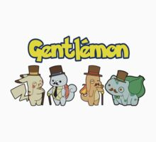 Gentlemon by arielwaters