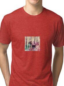 Bull Moose Tri-blend T-Shirt