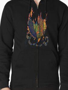 Phoenix Doodle T-Shirt