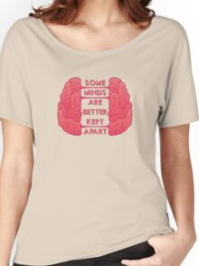 Some Minds Women's Relaxed Fit T-Shirt