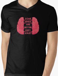 Some Minds Mens V-Neck T-Shirt