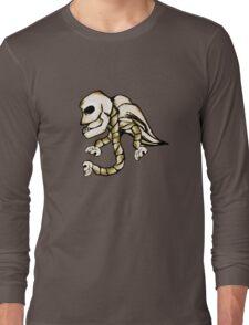 Angel Skull Long Sleeve T-Shirt