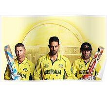 Cricket Australia Poster